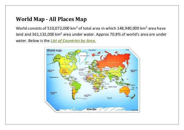 all places map world map map finder map. Black Bedroom Furniture Sets. Home Design Ideas