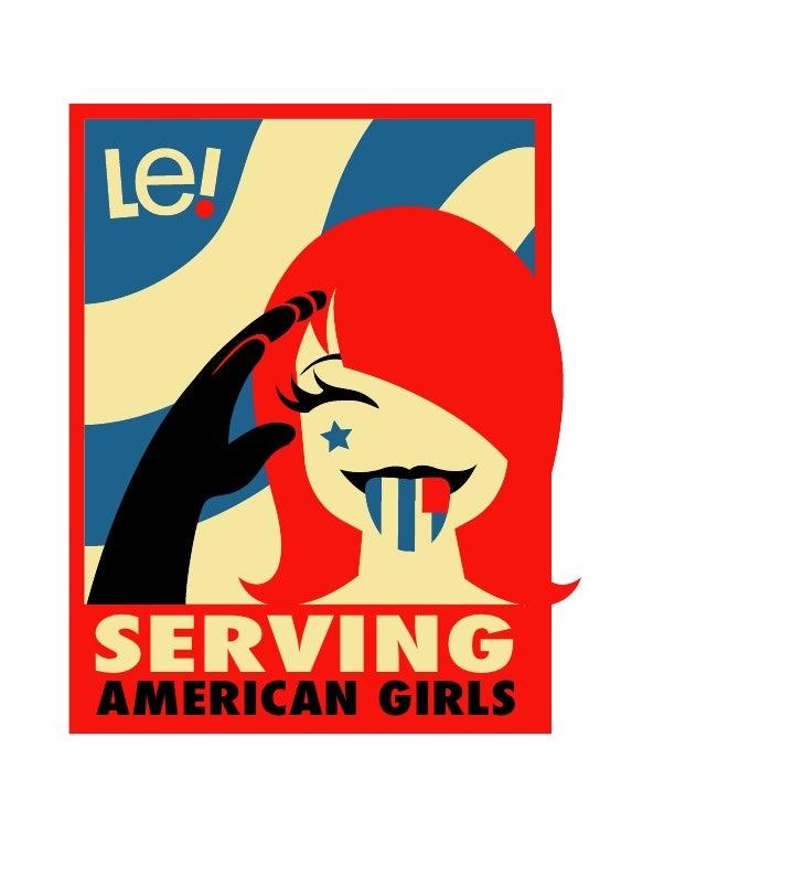 SERVING AMERICAN GIRLS