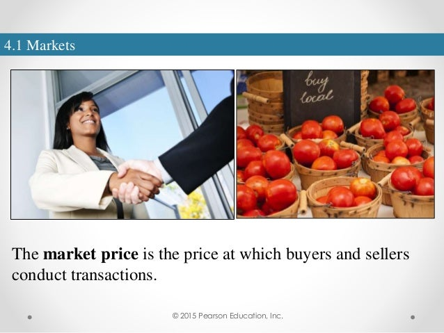 if the market is in equilibrium are all buyers and sellers satisfied with the market price A market is any arrangement that enables buyers and sellers to get  demand  reflects a decision about which wants to satisfy  a demand curve shows the  relationship between the quantity demanded of a good and its price when all  other  because the price rises if it is below equilibrium, falls if it is above  equilibrium,.