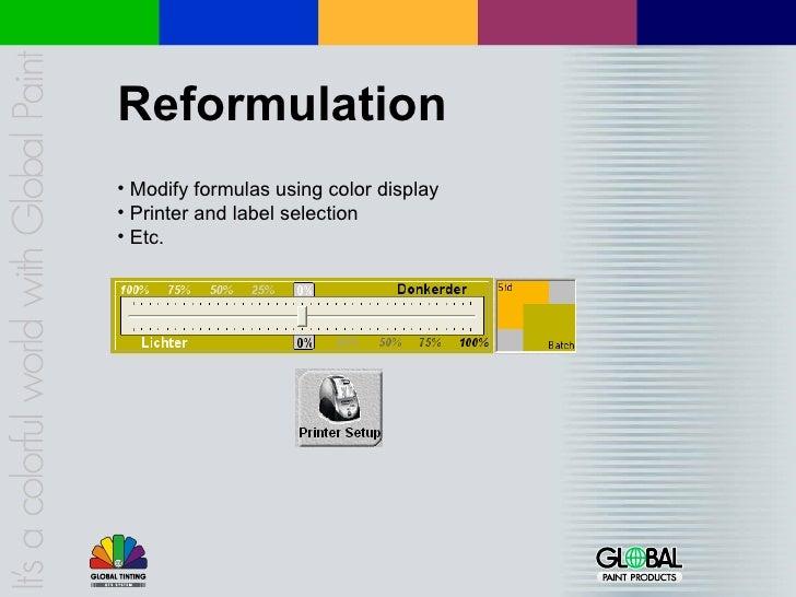 Company Profile Global Paint Products B.V.