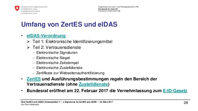 2017.03.30 - e-Signatures Conference for ZertES and eIDAS