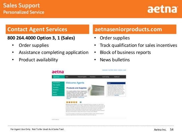 aetnaseniorproducts Aetna Senior Supplemental Insurance