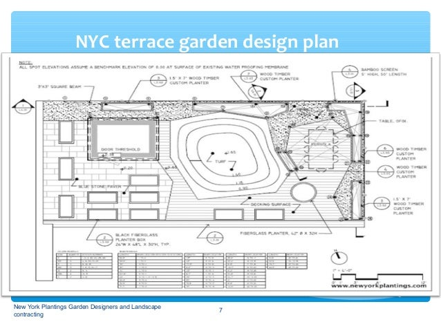 Garden Design Nyc Landscape and roof top garden design with nyc profesionals garden design 7 nyc sisterspd