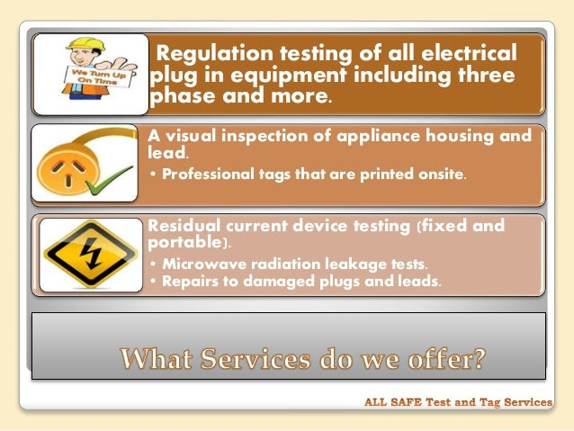 All Safe Services Ppt