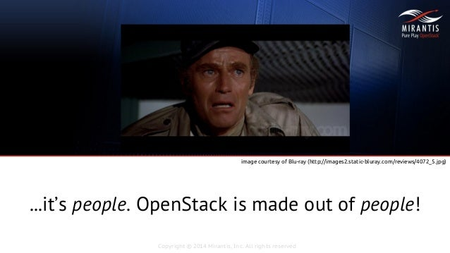 Tales From The Ship: Navigating the OpenStack Community Seas Slide 3