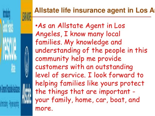 Allstate auto insurance agent in los angeles Slide 2