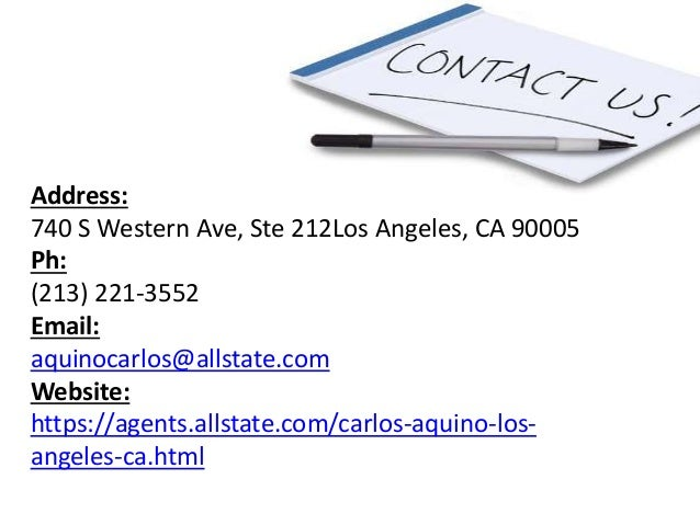 Allstate auto insurance agent in los angeles Slide 3