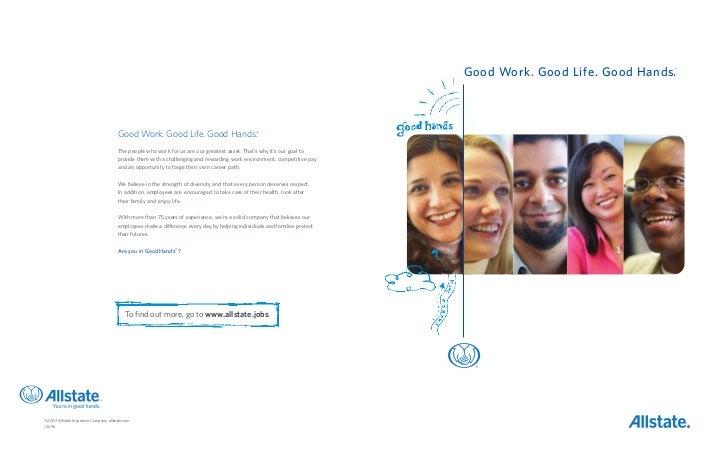 Allstate Customer Care >> Allstate Presentation