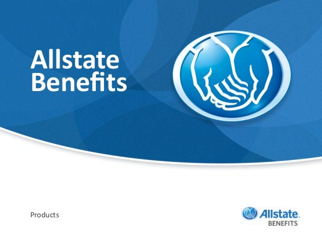 Allstate Voluntary Products | Allstate Benefits