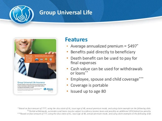 Allstate Voluntary Products   Allstate Benefits