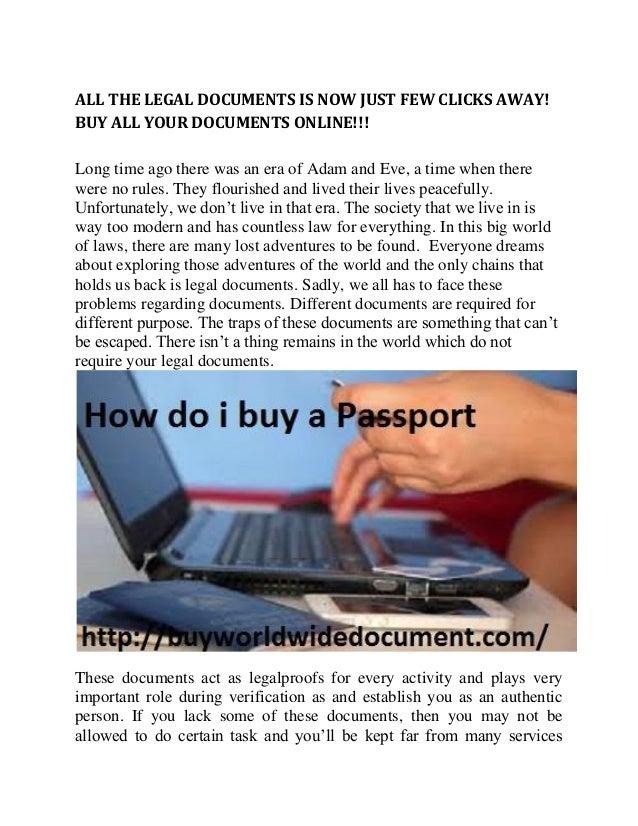 Buy Real Work Permit - Buy legal documents online