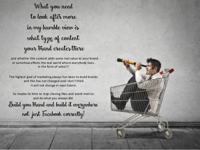 What you need  to look after more in myhumble view is what type of content your brand createsthere andwhetherthisconte...
