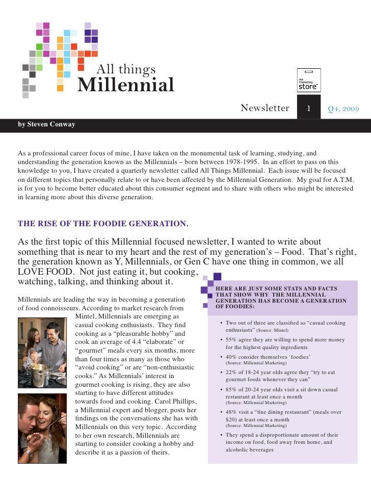 All things                     Millennial                                                                               Ne...