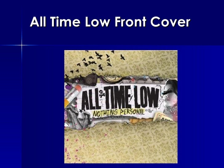All Time Low Front Cover