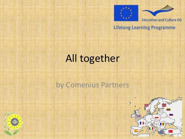 All together by Comenius Partners