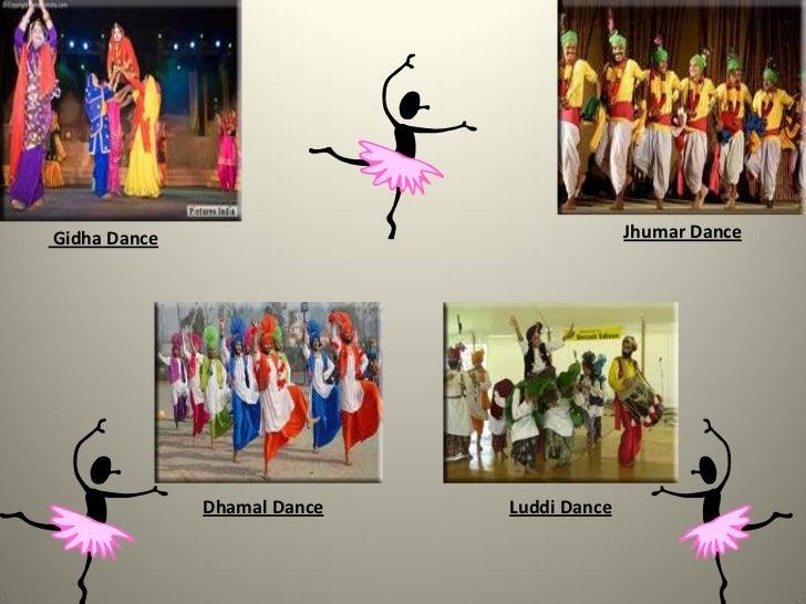 All types of folk dances Slide 2