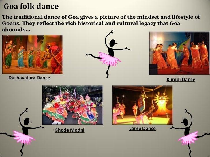 All types of folk dances