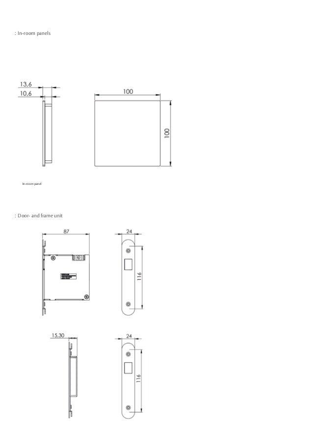 controllo accessi vingcard modello allure data sheet 7 638?cb\=1409894863 ving card reader wiring diagram gandul 45 77 79 119  at alyssarenee.co