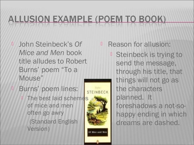 Of Mice and Men & Death of a Salesman by John Steinbeck Essay