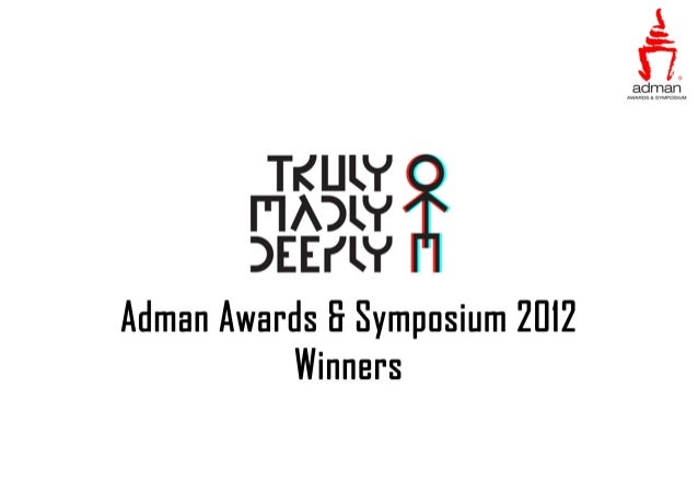 Adman Awards & Symposium 2012 Best of Film Commercials Title  Brand  Agency  Advertiser  Beijing Duck  Sunsnack  The Leo B...