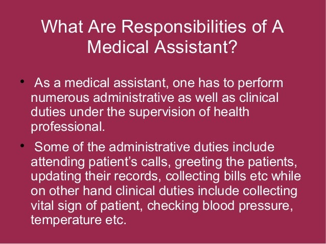 All You Need To Know About Medical Assistant Training Program