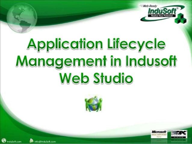 InduSoft.com info@InduSoft.com