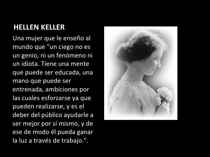 Bagatela Helen Keller