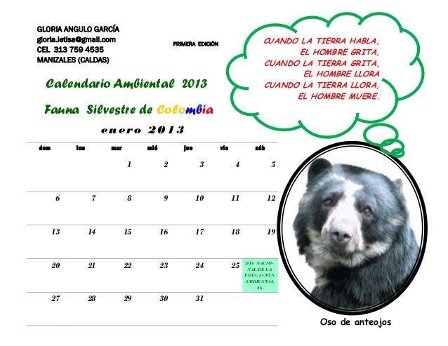 GLORIA ANGULO GARCÍA gloria.ietisa@gmail.com CEL 313 759 4535 MANIZALES (CALDAS)  CUANDO LA TIERRA HABLA, EL HOMBRE GRITA,...