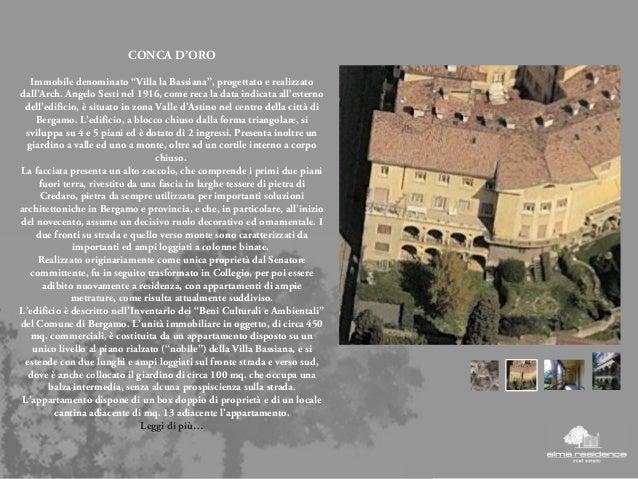 Slide presentazione alma residence immobiliare - Piatto doccia triangolare ...