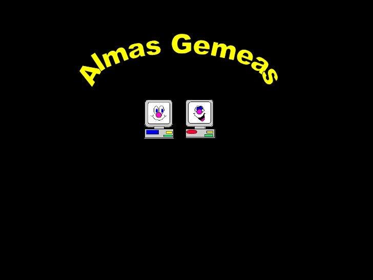 Almas Gemeas