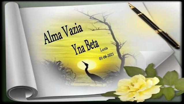 Alma vazia yna beta