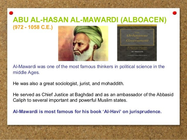 Al-Mawardi httpsimageslidesharecdncomalmawardi15052703