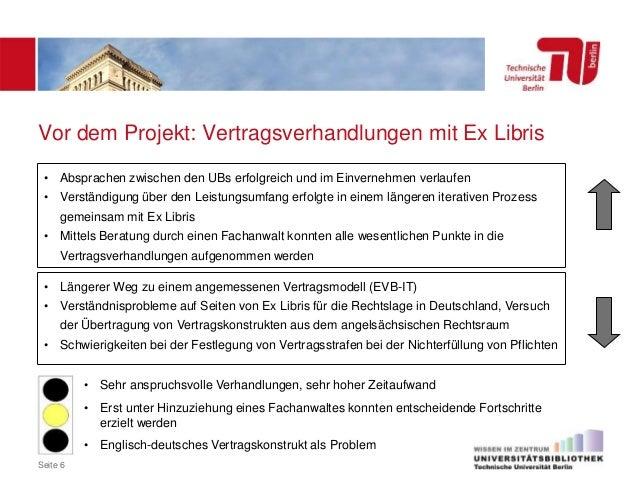 Der Umstieg Der Berliner Universitätsbibliotheken Auf Alma Eine Zwi