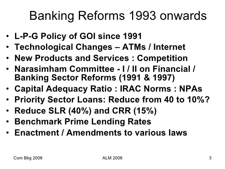 banking sector reform The final piece of the biggest reforms to the uk banking sector in a generation came into force today (thursday 5 march), delivering.