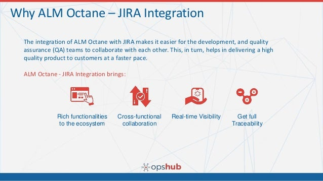 How to Integrate ALM Octane with JIRA | Follow Easy