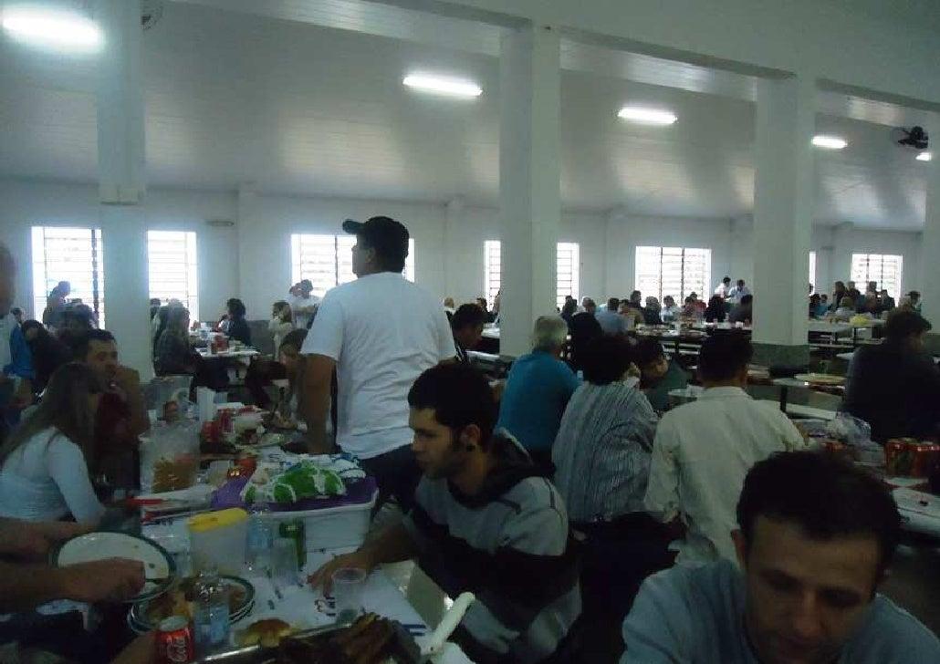 Almoço Festa Padroeira N.S.Medianeira