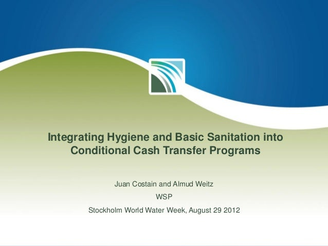 Impact of Conditional Cash Transfers on Maternal and Newborn Health