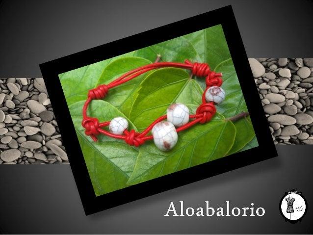 Aloabalorio - Atelier Alicante