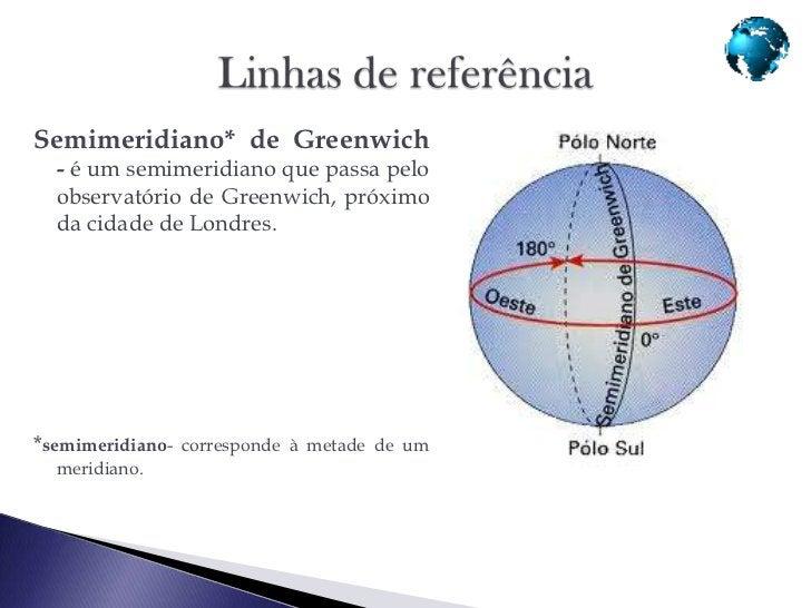    Através do SISTEMA INTERNACIONAL DE REFERÊNCIA.   Do qual fazem parte…   A rede cartográfica constituída por paralel...