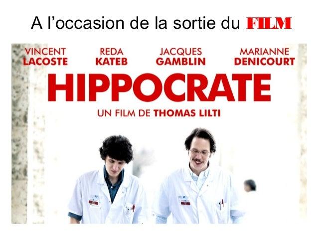A l'occasion de la sortie du FILM
