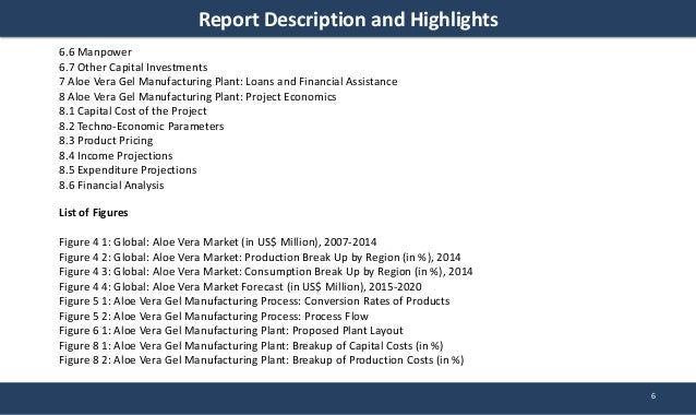aloe vera manufacturing unit Aloe vera gel manufacturing plant project report: industry trends, manufacturing process, machinery, raw materials, cost and revenue.