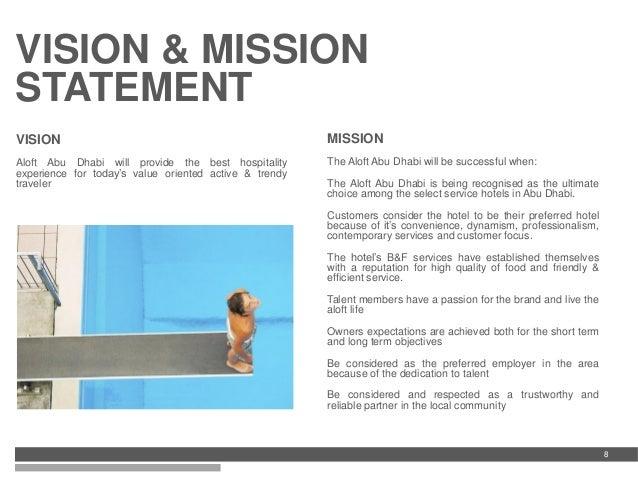 Aloft abu dhabi talent handbook for A mission statement for a beauty salon