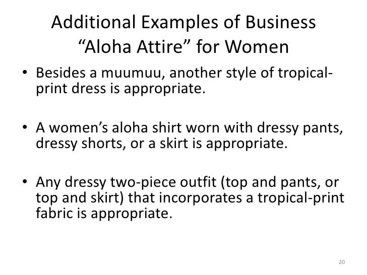 nsa-annual-meeting-aloha-attire-20-728 Examples Of Semi Formal Pants Attire For Women on semi-formal trousers for women, cocktail attire for women, christmas semi-formal attire for women,
