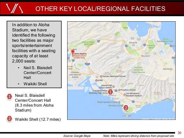 aloha stadium conceptual redevelopment report april 5 2017