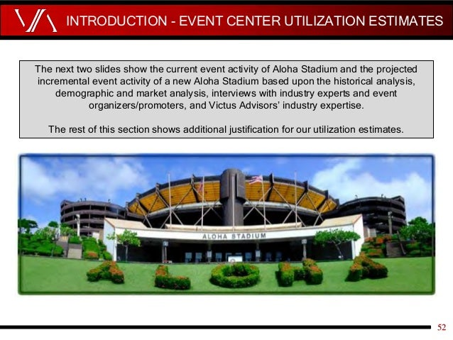 Aloha stadium conceptual redevelopment report April 5 2017