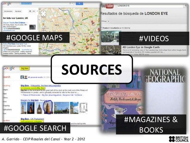 #GOOGLE MAPS                                           #VIDEOS                                    SOURCES                 ...