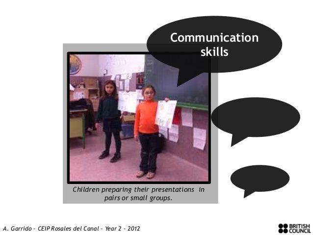 Communication                                                           skills                         Children preparing ...