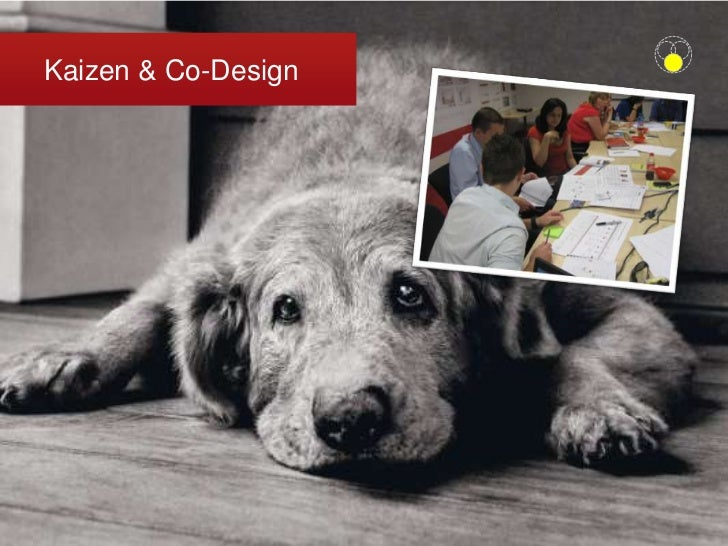Kaizen & Co-Design<br />