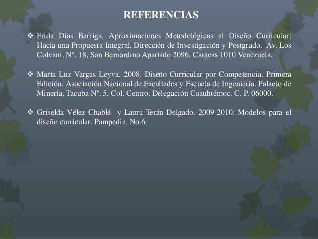 Alonso santos murgas analisis del dise o curricular for Diseno curricular nacional 2016 pdf