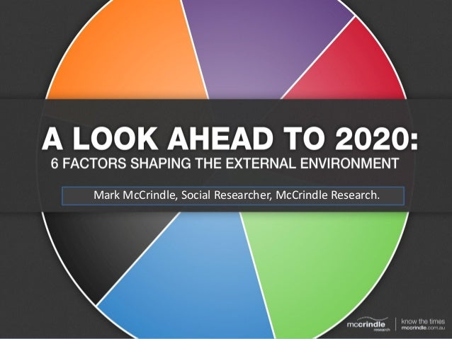 Business 2020.A Look Ahead To 2020 6 Key Trends Impacting Business And